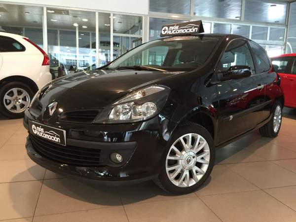 RENAULT Clio 1.2 TCE EXCEPTION