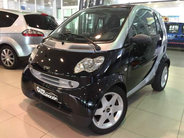 SMART Fortwo Coupe 0.6 TURBO PULSE