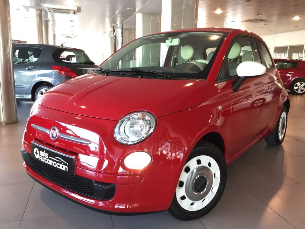 Fiat 500 precio espa a segunda mano fiat world test drive for Coches de segunda mano