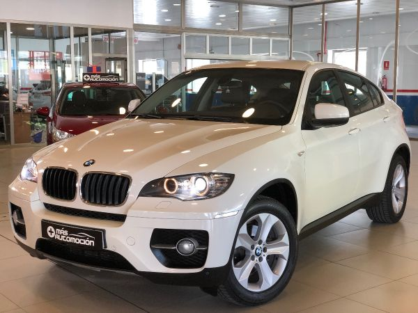 BMW X6 XDRIVE 30D AUT 8V