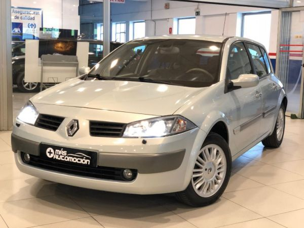 RENAULT Megane 1.9 dCI LUXE PRIVILEGE