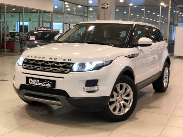 LAND ROVER Range Rover Evoque 2.2 eD4 PURE TECH 150 CV