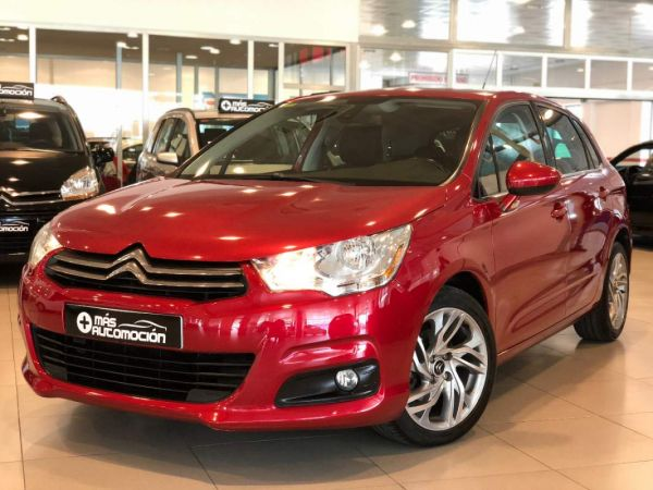 CITROEN C-4 1.6 VTi COLLECTION 120 CV
