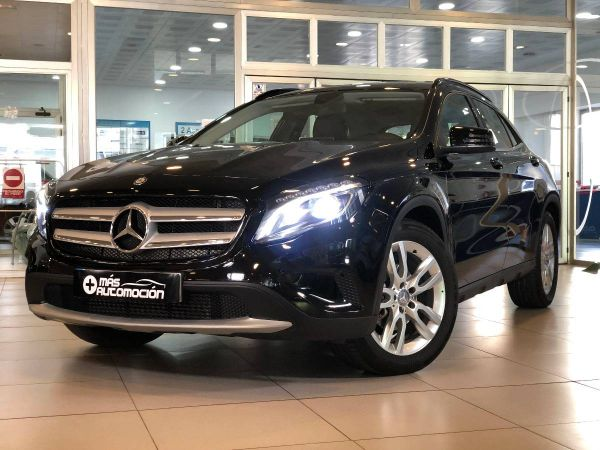 MERCEDES GLA 200 CDI BLUEFFICIENCY