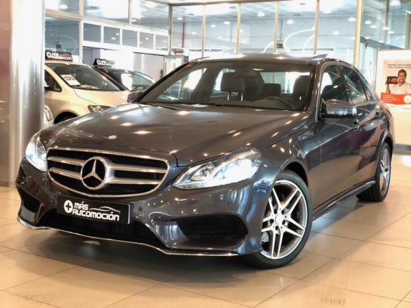 MERCEDES E 220 CDI AVANTGARDE BlueTEC