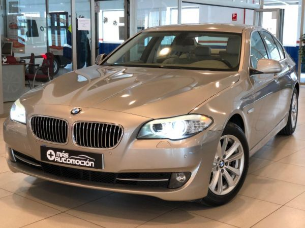 BMW Serie 5 520DA STEPTRONIC 184 CV