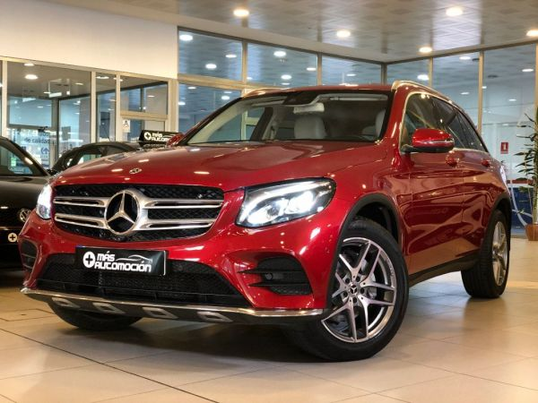MERCEDES GLC 220 CDI 4MATIC 4x4