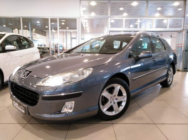 PEUGEOT 407 2.0 HDI SW ST SPORT PACK