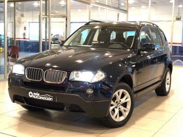 BMW X3 2.0 xDrive EDITION LIFESTYLE
