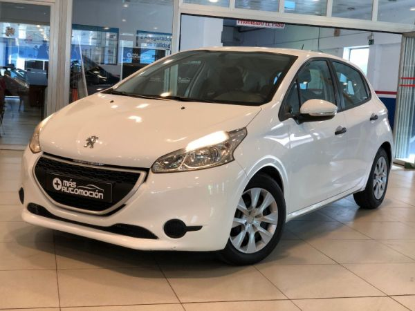 PEUGEOT 208 1.4 HDI BUSINESS LINE