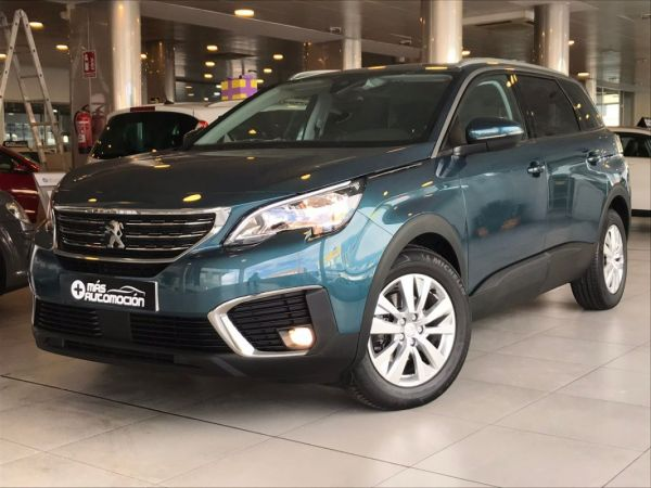 PEUGEOT 5008 BLUE HDI ACTIVE 7P