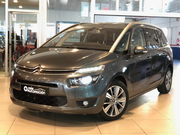 CITROEN NUEVO GRAND C4 PICASSO       e-HDI EXCLUSIVE 7P