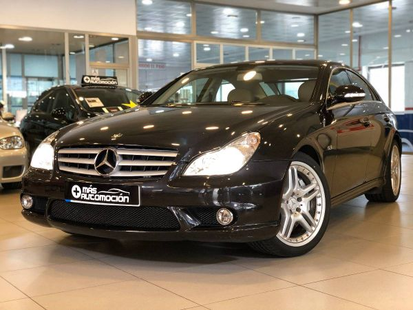 MERCEDES CLS 63 AMG P30 PACKAGE