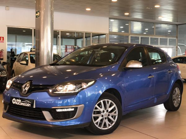RENAULT Megane 1.2 TCe 115 GT STYLE 5P