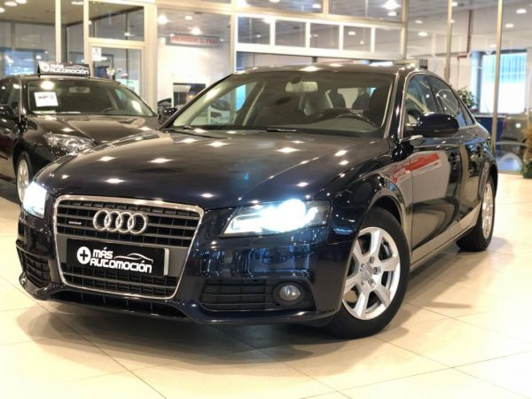 AUDI A4 2.0 TDI ATTRACTION 143 CV