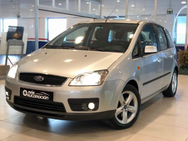 FORD C-max 1.6 i TREND 100 CV
