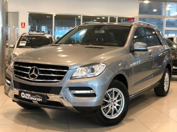 MERCEDES M-ML 250 BlueTEC 4MATIC