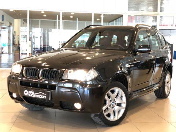 BMW X3 2.0 D 150 CV