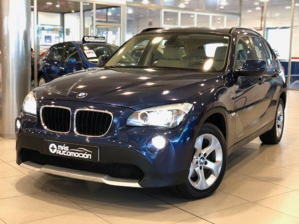 BMW X1 xDRIVE 2.0 D 4X4 AUTOMATICO